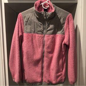 The North Face Fleece Jacket Coat Long Sleeve Top